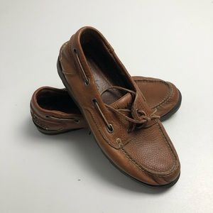 Clarks Active Air Mens Leather Upper Loafers